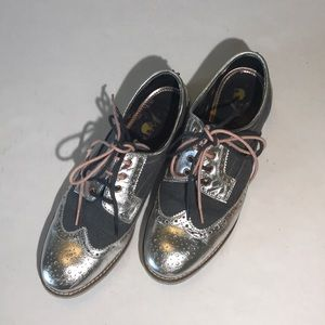 Ted Baker London Anoihe derby oxford shoes size 39